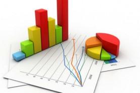 اعداد التدريسيين موزعين حسب القسم واللقب العلمي